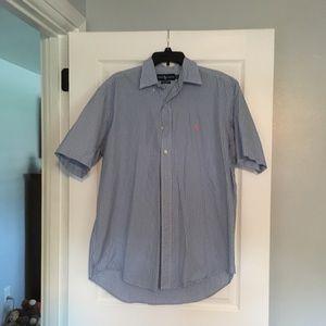 Ralph Lauren button down - Size L